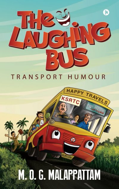 THE LAUGHING BUS Cover 1_Rev 2